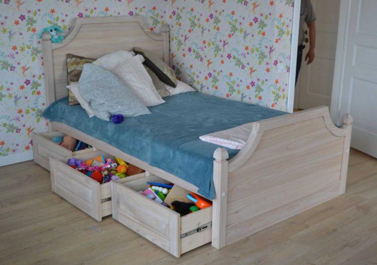 Детские кровати из массива Ясеня